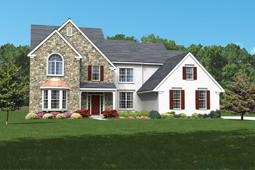 Brookshire by Judd Builders and Developers in Allentown-Bethlehem Pennsylvania