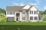 The Fredricksburg - Whispering Pines: Coopersburg, PA - Judd Builders and Developers