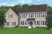 The Williamsburg - Whispering Pines: Coopersburg, PA - Judd Builders and Developers