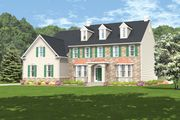 The Dalton - Whispering Pines: Coopersburg, PA - Judd Builders and Developers