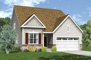 The Brighton 1-Story - Renaissance at Morgan Creek: Quakertown, PA - Judd Builders and Developers