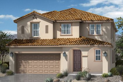 house for sale in Tevare at Summerlin by KB Home