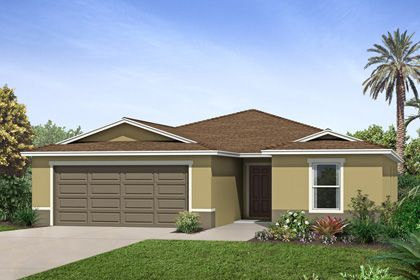 Sebastian River Landing by KB Home in Indian River County Florida