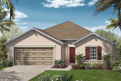 Tuscany Woods by KB Home in Daytona Beach Florida