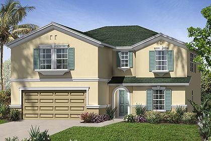 Tuscany Woods by KB Home in Daytona Beach Florida