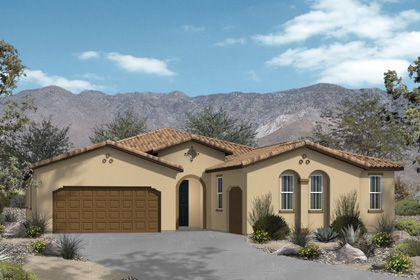 Terraces at Inspirada by KB Home in Las Vegas Nevada