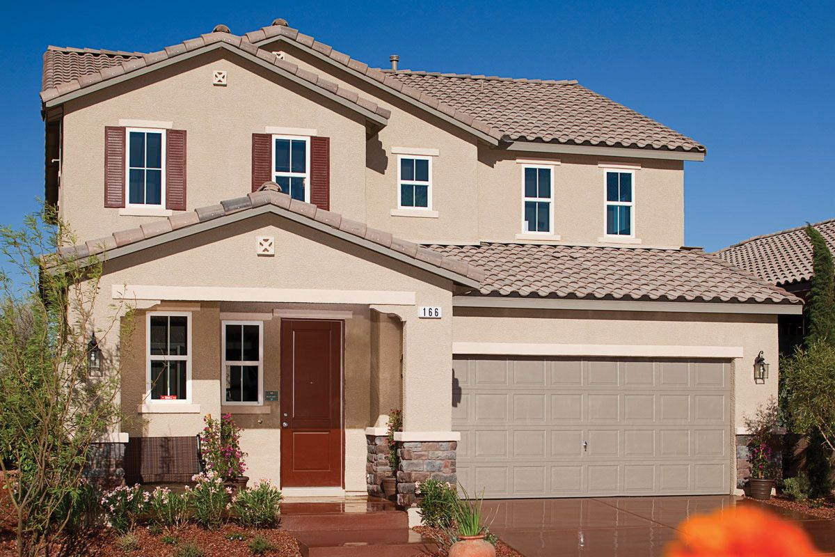 Reserves at pearl creek new homes in henderson nv by kb home for Henderson house
