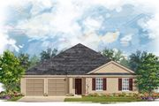 Plan 2706 - Deer Creek at Hunter's Ridge: Ormond Beach, FL - KB Home