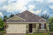 Plan 1865 - Stoneybrook at Venice: Venice, FL - KB Home