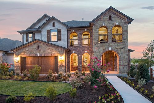 Forest Grove by KB Home in Austin Texas