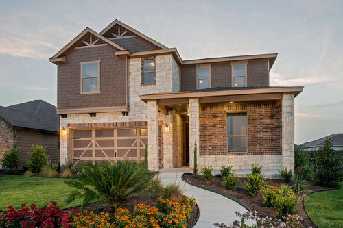 Stoney Ridge by KB Home in Austin Texas