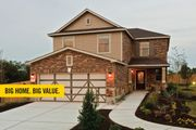 homes in Waterleaf- Heritage Collection by KB Home