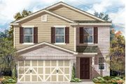 Plan F-2239 - Village of Sage Meadows: Temple, TX - KB Home