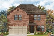 Plan E-2561 - Creekside at Georgetown Village: Georgetown, TX - KB Home