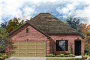 Plan E-1516 - McKinney Heights: Austin, TX - KB Home