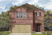 Heritage W-1909 Modeled - McKinney Heights: Austin, TX - KB Home