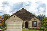 Plan A-2004 Modeled - La Conterra: Georgetown, TX - KB Home