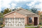 Plan F-1315 Modeled - Village of Sage Meadows: Temple, TX - KB Home