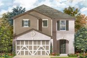 Plan F-2038 - Village of Sage Meadows: Temple, TX - KB Home