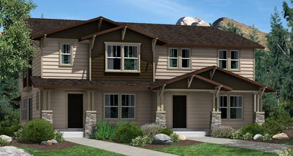 Stapleton - Paired Homes by KB Home in Denver Colorado