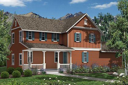 Stapleton by KB Home in Denver Colorado