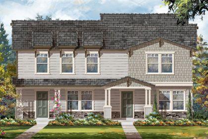 Parkside Villas by KB Home in Denver Colorado