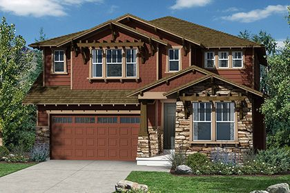 Lyons Ridge by KB Home in Denver Colorado