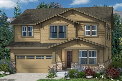 Iliff Commons by KB Home in Denver Colorado