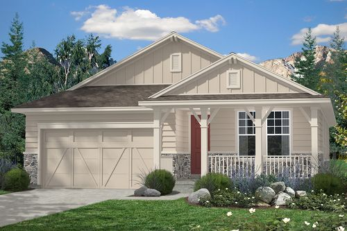 house for sale in The Reserve at Ponderosa Ridge by KB Home