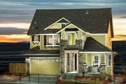 homes in The Vista at Meridian Village by KB Home