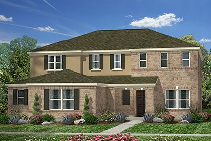 Estates of Summer Meadow by KB Home in Dallas Texas