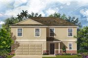 Plan 2384 - Creekside: Punta Gorda, FL - KB Home
