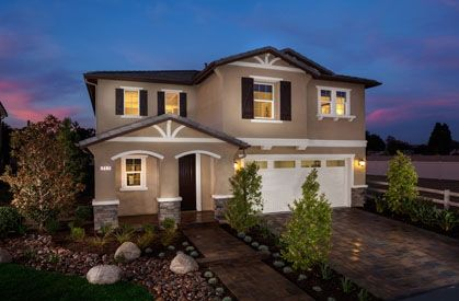 Monte Vista by KB Home in Riverside-San Bernardino California