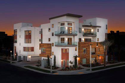 Skylar at Playa Vista by KB Home in Los Angeles California