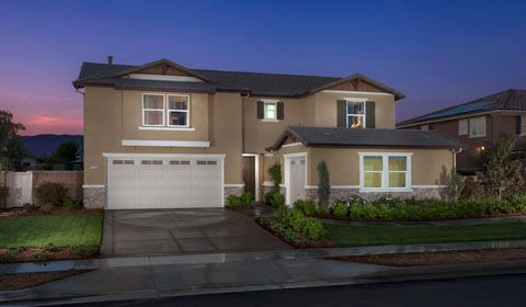 West Haven at The Enclave by KB Home in Los Angeles California