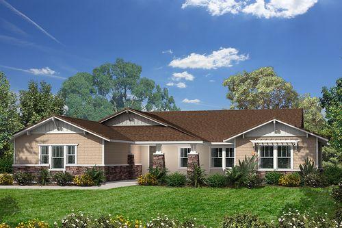 La Ventana by KB Home in Riverside-San Bernardino California