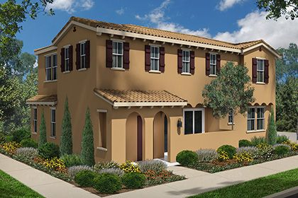 Harmony at the Lodge by KB Home in Orange County California