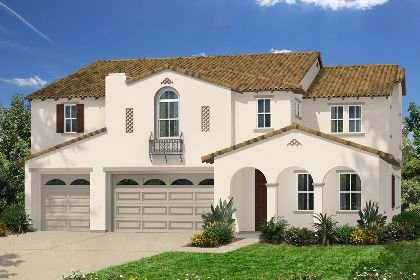 La Ventana by KB Home in Riverside-San Bernardino California