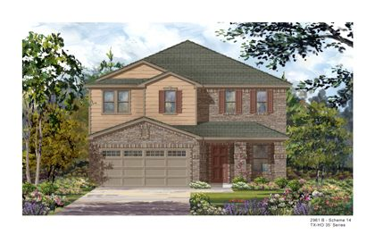Vineyard Meadow Sonoma by KB Home in Houston Texas