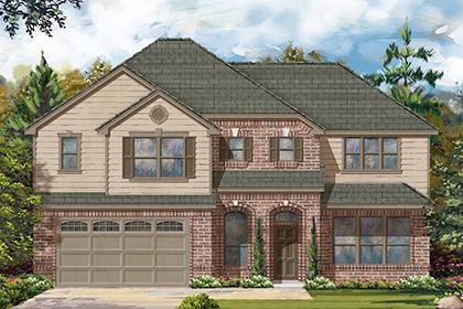 Briscoe Falls Estates by KB Home in Houston Texas