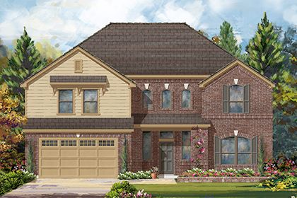 Wedgewood Falls Estates by KB Home in Houston Texas