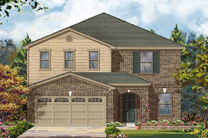Yorktowne Oaks by KB Home in Houston Texas