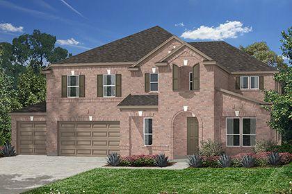 Lakewood Pines Estates - Lakefront by KB Home in Houston Texas