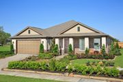 homes in Canterbury Park by KB Home