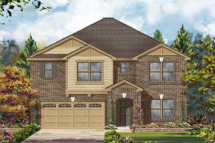 Tuscan Lakes by KB Home in Houston Texas