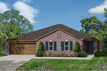Canterbury Park by KB Home in Houston Texas