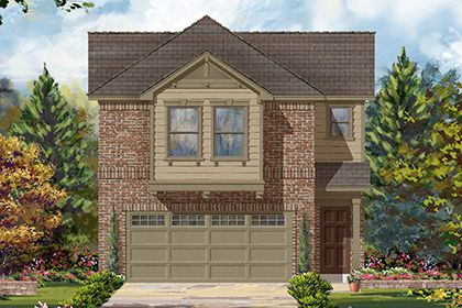 Skyview Forest Trails by KB Home in Houston Texas