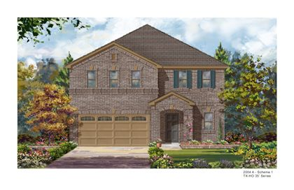 Waterstone Springs by KB Home in Houston Texas