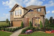 homes in Katy Oaks Preserve by KB Home