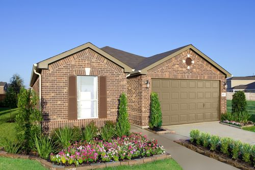 Brookwood Forest Springs by KB Home in Houston Texas
